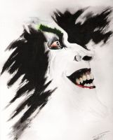Joker - Alex Ross style by inquisitor1chris