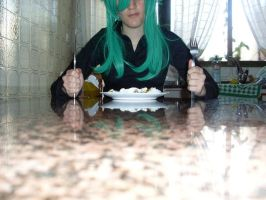 gumi megpoid cosplay shoratime by Shoratime-vocaloid