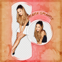 Photopack PNG / Ariana Grande / 21 by PamHoran