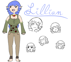 Lillian by TheGreatWarrior