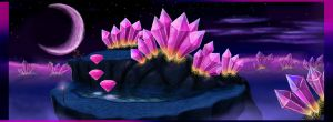 Spyro- Crystal islands by Niicchan