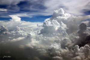Our Indonesian Sky by julianpalapa