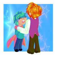 A Little Dance of the Brothers by SweetPops05