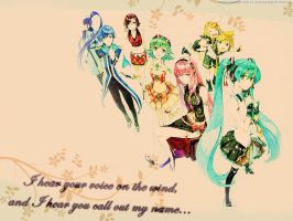 Vocaloid WALLPAPER by cmonletsgethigh