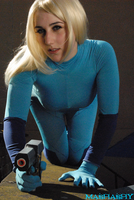 Zero Suits Samus by mashashy
