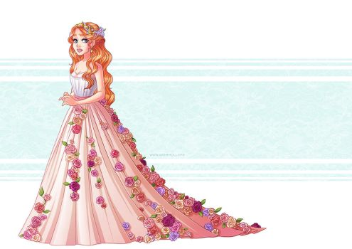 Persephone by HollyBell