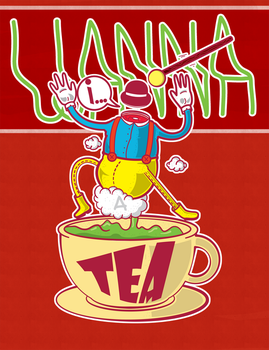 I wanna a tea by Magnetic-spin