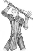 Anders (Grey Wardens) by ekocentric