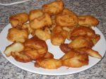 Apple, Banana and Pear Fritters by Bisected8