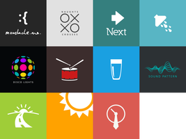 Windows Phone App Icons by DRSpaceman
