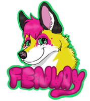 fenway badge commission by zipzap-rai
