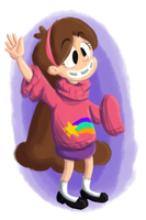 Mabel by PlatypusPirate