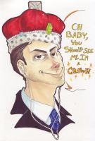 King Moriarty by Nico-Mac