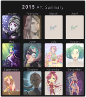 Art Summary by Ke-ha