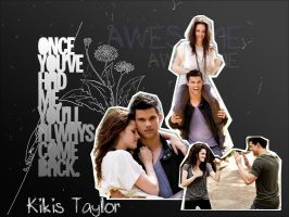 Kikis and Tay by NessaSotto