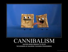 Demotivational Cereal by cartoonation