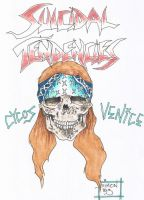 Suicidal Tendencies Two by BrknRib