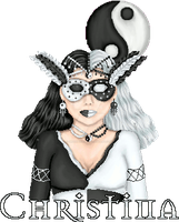 YinYang Lady Signature by GreenPixie84
