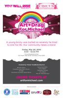 Art For Michael - benefit for Michael Morones by paulypants