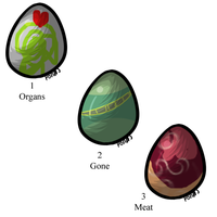 100 Themes - Dead Egg Adopts - Closed by Feralx1