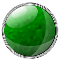 Gem Green Siver STOCK by venicet