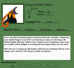Xexes the Demented Tittering Gutter Snipe by MistressOfTrolls