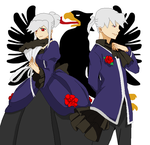 Prussia and Fem!Prussia - Story of Evil by PartyPoisonsgrrl56