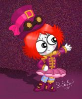 Tutus and Top hats by Starshipspiral