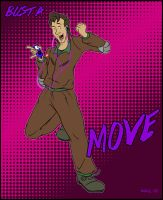 Bust a MOVE by TDotBabs