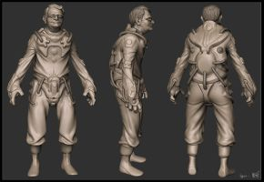 Super Igor Zbrush by ced66