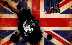 The Who wallpaper by killddianette
