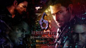 Chris Redfield- Wallpaper by MrJuniorer