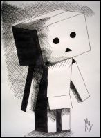 Danbo by Essence-of-Graphics