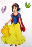 Snow White by TaliShemes