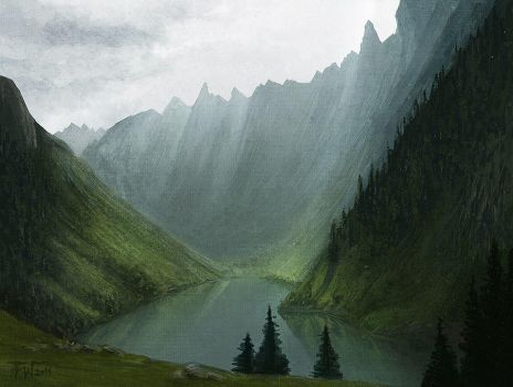 Lost Valley by peach