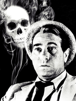Kolchak and the Smokey Skull by CarlKolchak74