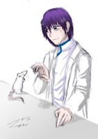 TC - Victor with rat XD by ChibiEdo