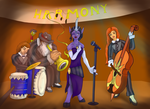 Battle of the Bands: Harmony by GrayBeast
