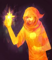 seer: ascend to godtier. by MewOfTheClouds