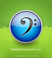iTunes 10 by arahel