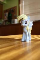 Derpy Hooves in the Kitchen by PlaidRed