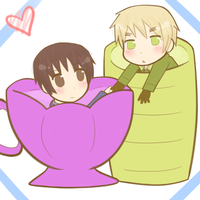 :APH: Tea love by s-a-n-d-y