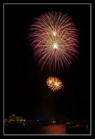 Fireworks 13 by RaynePhotography