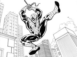 Spiderman by The-Standard