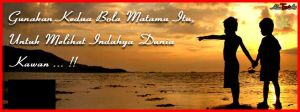 Facebook Cover - Indahny Alam Indonesia by AdamArt by ArtOfAdAm