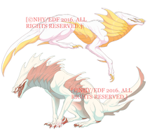 [Quick Auction] Runner hybrids [CLOSED] by Nhyra