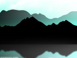 Vector Mountains by JavierZhX