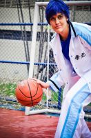 The time when he liked to play basketball by OsirisMaru