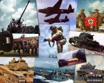 Wallpapers from game Blitzkrieg GZM United Kingdom by TheDesertFox1991
