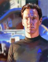 John Harrison by ladunya